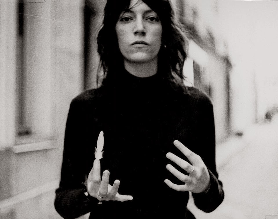 Patti Smith Depravity