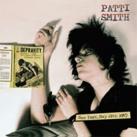 Patti Smith depravity live