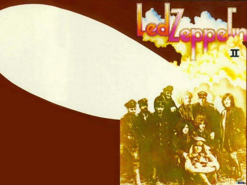 Led Zeppelin II buon compleanno