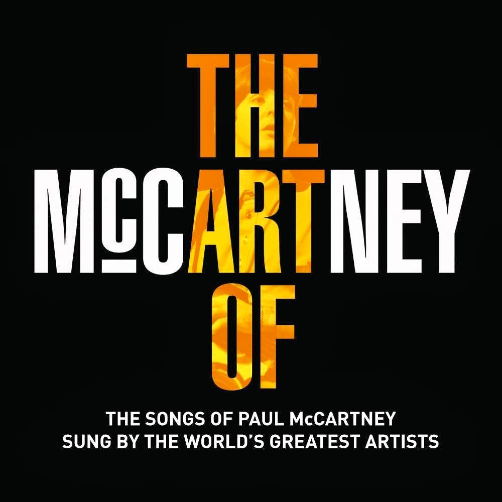 the art of Paul McCartney The Cure