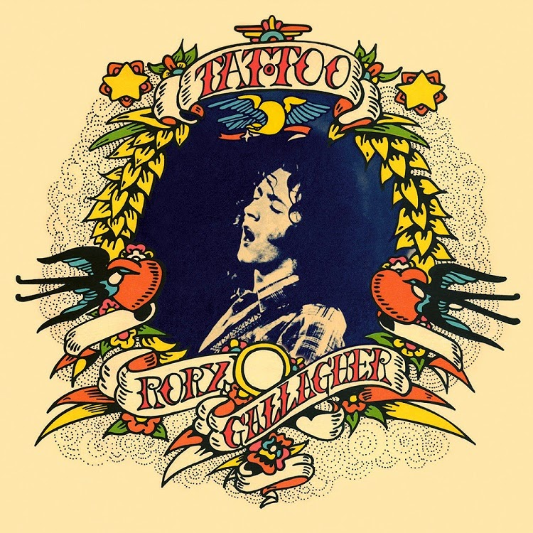 Rory Gallagher Blues
