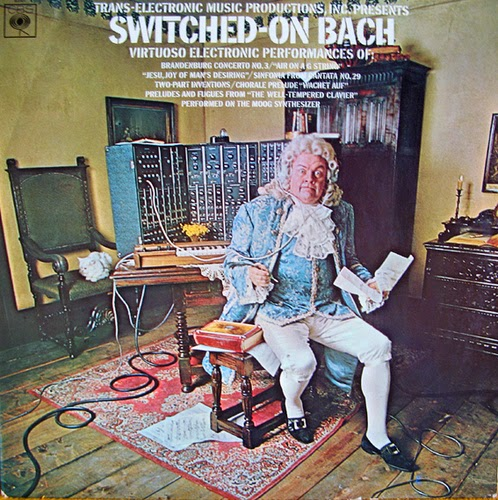 Wendy Carlos Switched on Bach