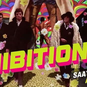 exhibitionism London